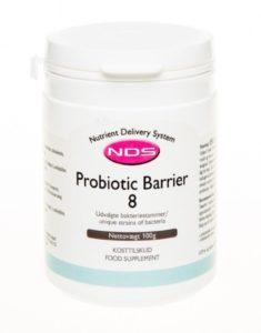 nds barrier