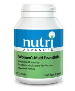 Womens Multi Essentials
