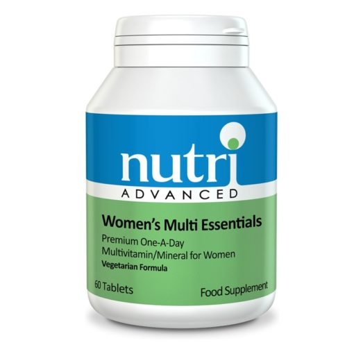 Womens Multi Essentials