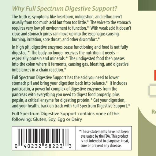 Why Full Spectrum