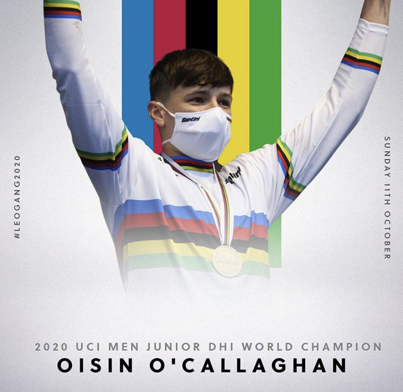 Oisin O Callaghan (Double 0)